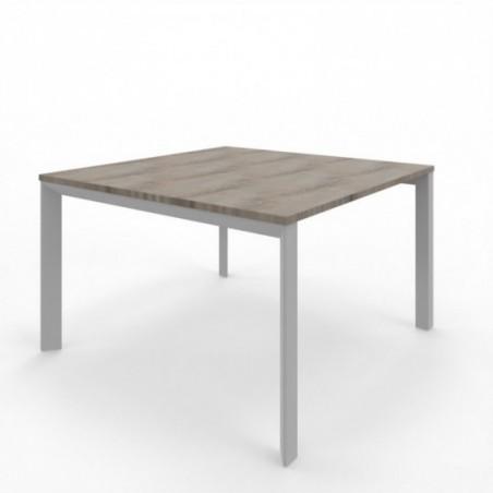 Vue 3D table de réunion S-SIMO L120