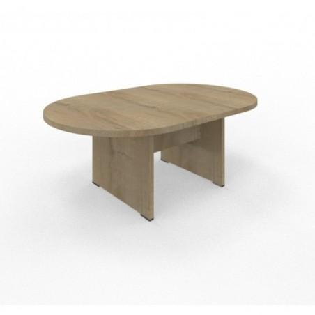 Vue 3D table de réunion T-SIMO L200