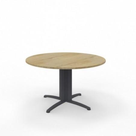 Vue 3D table de réunion G-SIMO D130