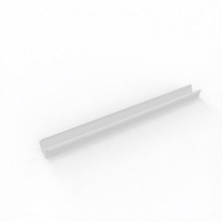 Goulotte technique B-SIMO L158cm pour bureaux L180cm_Blanc