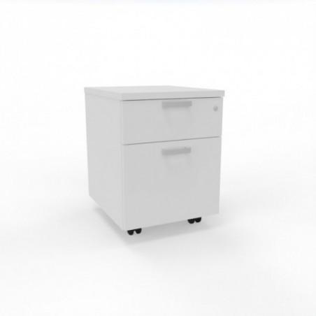Vue 3D caisson mobile O-SIMO 1T+DS
